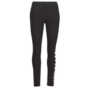 Oblačila Ženske Pajkice Vans CHALKBOARD CLASSIC LEGGING Črna