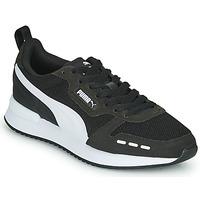 Čevlji  Moški Nizke superge Puma R78 Črna
