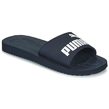 Čevlji  Natikači Puma PURECAT Modra