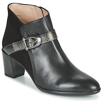Čevlji  Ženske Gležnjarji Hispanitas PIRINEO Črna