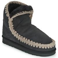 Čevlji  Ženske Polškornji Mou ESKIMO 18 Črna