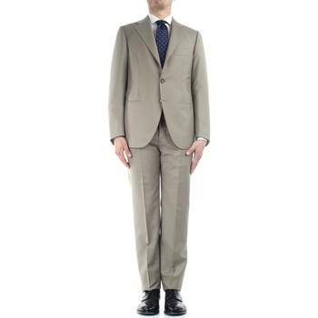 Oblačila Moški Obleka Cesare Attolini S20MA17 V21 Beige