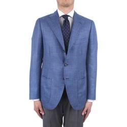 Oblačila Moški Jakne & Blazerji Cesare Attolini S20MA43 Blue
