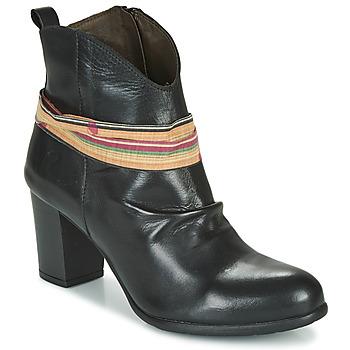 Čevlji  Ženske Gležnjarji Felmini EMORI Črna