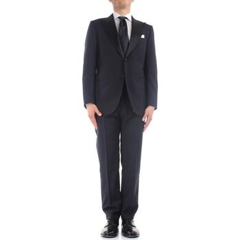 Oblačila Moški Obleka Kiton K06S79/05 Blue