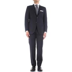 Oblačila Moški Obleka Kiton K06S12/36 Blue