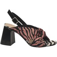 Čevlji  Ženske Sandali & Odprti čevlji Jeannot PELCA nero-cammeo