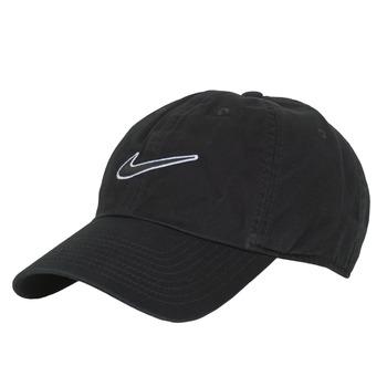Tekstilni dodatki Kape s šiltom Nike U NK H86 CAP ESSENTIAL SWSH Črna