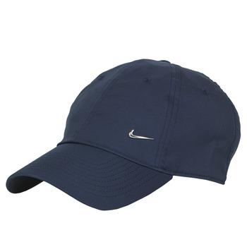 Tekstilni dodatki Kape s šiltom Nike U NSW H86 METAL SWOOSH CAP Modra