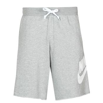 Oblačila Moški Kratke hlače & Bermuda Nike M NSW SCE SHORT FT ALUMNI Siva