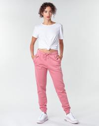 Oblačila Ženske Spodnji deli trenirke  Nike W NSW ESSNTL PANT REG FLC Rožnata