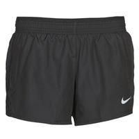 Oblačila Ženske Kratke hlače & Bermuda Nike W NK 10K SHORT Črna