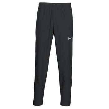 Oblačila Moški Spodnji deli trenirke  Nike M NK RUN STRIPE WOVEN PANT Črna