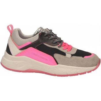 Čevlji  Ženske Nizke superge Crime London  73-pink