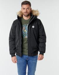 Oblačila Moški Jakne Element DULCEY EXPLORER Črna