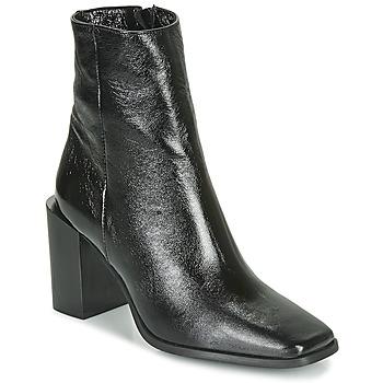 Čevlji  Ženske Gležnjarji Fericelli NRETZEL Črna