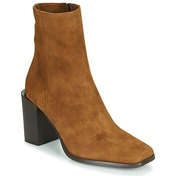 Čevlji  Ženske Gležnjarji Fericelli NRETZEL Kamel