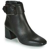 Čevlji  Ženske Gležnjarji Fericelli NUCHE Črna