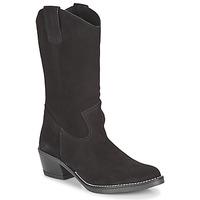 Čevlji  Ženske Mestni škornji    Casual Attitude NESCARGO Črna