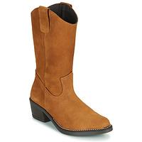 Čevlji  Ženske Mestni škornji    Casual Attitude NESCARGO Kamel