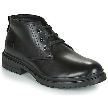Čevlji  Moški Polškornji Casual Attitude NENDAME Črna