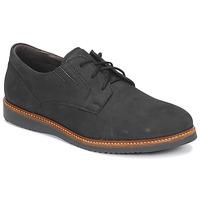 Čevlji  Moški Čevlji Derby Casual Attitude NOCCINEL Črna