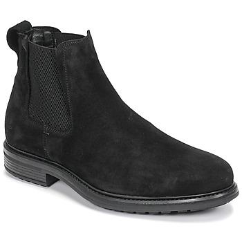 Čevlji  Moški Polškornji Casual Attitude NONILLE Črna