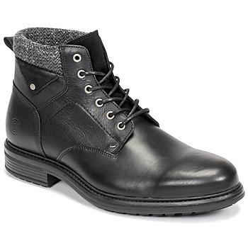 Čevlji  Moški Polškornji Casual Attitude NAPILLON Črna