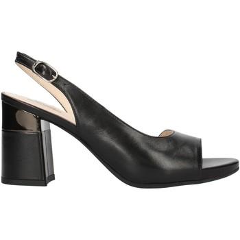 Čevlji  Ženske Sandali & Odprti čevlji Nero Giardini E012861DE Black