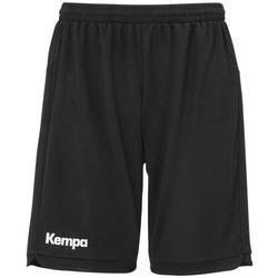 Oblačila Dečki Kratke hlače & Bermuda Kempa Short  Prime noir