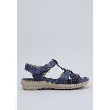 Čevlji  Ženske Sandali & Odprti čevlji Amanda  Modra