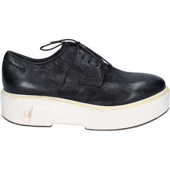 Čevlji  Ženske Čevlji Derby Moma BM540 Črna