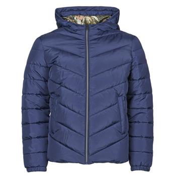 Oblačila Moški Puhovke Guess SUPER LIGHT PUFFA JKT Modra