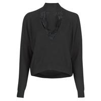 Oblačila Ženske Puloverji Guess FATIMA TURTLE Črna