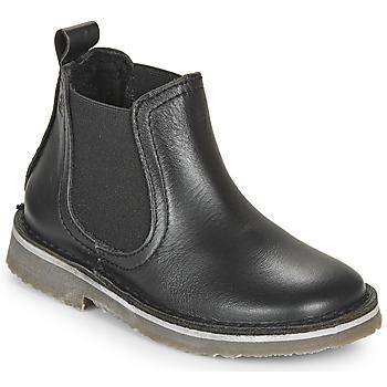 Čevlji  Otroci Polškornji Citrouille et Compagnie HOVETTE Črna
