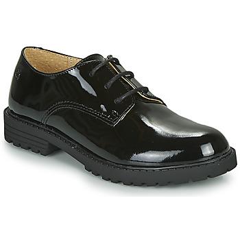 Čevlji  Deklice Čevlji Derby Citrouille et Compagnie NALIME Črna