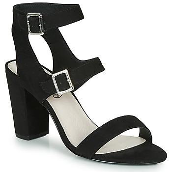 Čevlji  Ženske Sandali & Odprti čevlji Les Petites Bombes GRACE Črna