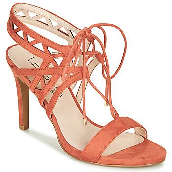 Čevlji  Ženske Sandali & Odprti čevlji Les Petites Bombes MACHA Koralna