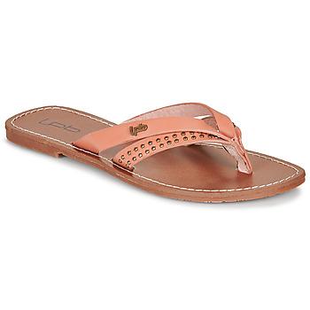 Čevlji  Ženske Sandali & Odprti čevlji Les Petites Bombes PETRA Rožnata