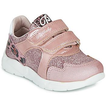 Čevlji  Deklice Nizke superge Pablosky 285279 Rožnata