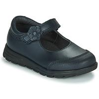 Čevlji  Deklice Balerinke Pablosky 334020 Modra