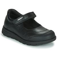 Čevlji  Deklice Balerinke Pablosky 334210 Črna