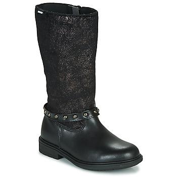 Čevlji  Deklice Mestni škornji    Pablosky 488012 Črna