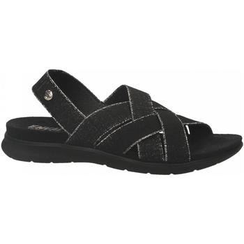 Čevlji  Ženske Sandali & Odprti čevlji Enval D SA 52905 nero-arg