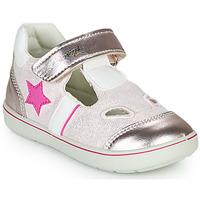 Čevlji  Deklice Sandali & Odprti čevlji Primigi  Rožnata