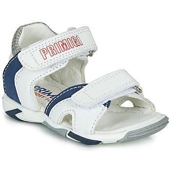 Čevlji  Dečki Sandali & Odprti čevlji Primigi  Bela