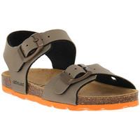 Čevlji  Dečki Sandali & Odprti čevlji Grunland TORTORA 40ARIA Beige