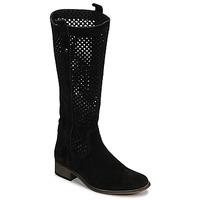 Čevlji  Ženske Mestni škornji    Betty London DIVOUI Črna