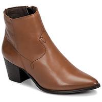 Čevlji  Ženske Gležnjarji Betty London NIMIE Kamel