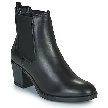 Čevlji  Ženske Gležnjarji Betty London NIVISS Črna